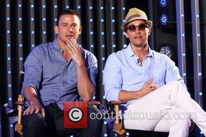 Channing Tatum and Matthew Mcconaughey