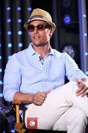 Matthew Mcconaughey Marries Camila Alves