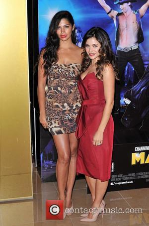 Camila Alves and Jenna Dewan