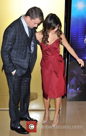 Channing Tatum and Jenna Dewan Magic Mike UK film premiere held at the Mayfair Hotel.  London, England - 10.07.12
