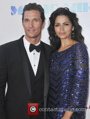 Matthew Mcconaughey and Los Angeles Film Festival