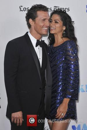 Matthew McConaughey, Camila McConaughey 2012 Los Angeles Film Festival - Closing Night Gala premiere 'Magic Mike' at Regal Cinemas L.A....