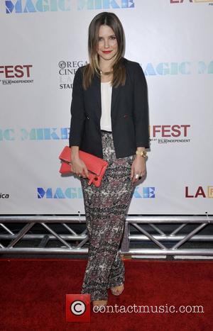 Sophia Bush and Los Angeles Film Festival