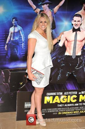 Chemmy Alcott UK film premiere of 'Magic Mike' held at the Mayfair Hotel - Arrivals London, England - 10.07.12
