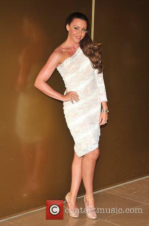 Michelle Heaton UK film premiere of 'Magic Mike' held at the Mayfair Hotel - Arrivals London, England - 10.07.12