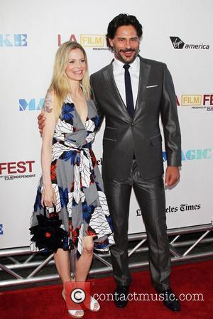 Kristin Bauer, Joe Manganiello and Los Angeles Film Festival