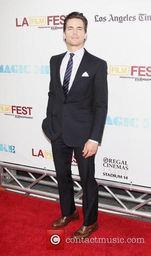 Matt Bomer and Los Angeles Film Festival