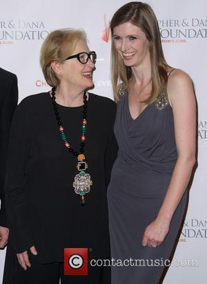 Meryl Streep and Alexandra Reeve Givens
