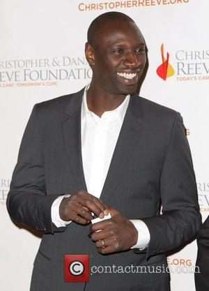 Omar Sy 2012 Christopher & Dana Reeve Foundation's A Magical Evening benefit at Cipriani Wall Street New York City, USA-...