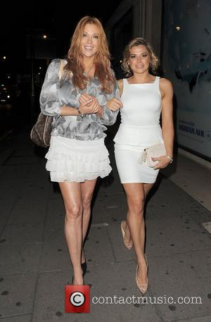 Angelica Bridges and Louise Glover
