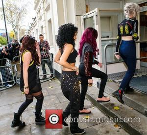 Jesy Nelson, Leigh-anne, Pinnock, Perrie Edwards, Jade Thirlwall and Little Mix