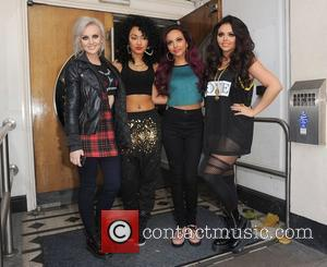 Perrie Edwards, Leigh-anne, Pinnock, Jade Thirlwall, Jesy Nelson, Little Mix, Maida Vale and Live Lounge