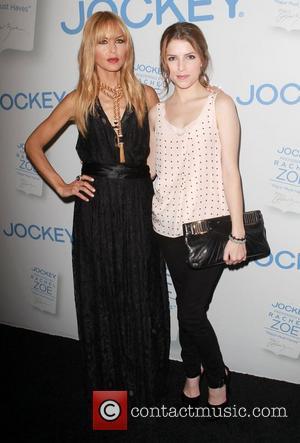 Rachel Zoe and Anna Kendrick