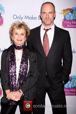 Dina Hammerstein and Christopher Meloni