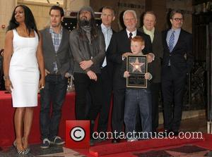 Garcelle Beauvais-nilon, Gary Oldman, Malcolm Mcdowell, Mark-paul Gosselaar, Mike Kaplan, Reed Diamond, Rob Zombie and Walk Of Fame