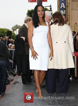 Garcelle Beauvais-nilon and Walk Of Fame