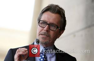 Gary Oldman and Walk Of Fame