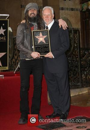 Malcolm Mcdowell, Rob Zombie and Walk Of Fame
