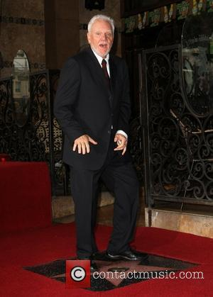Malcolm Mcdowell and Walk Of Fame