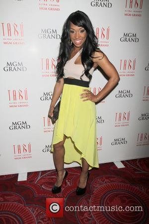 Malika Haqq Actress and Reality TV star Malika Haqq celebrates her birthday at Tabu Ultra Lounge at the MGM Grand...