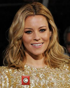 Elizabeth Banks and Grauman's Chinese Theatre