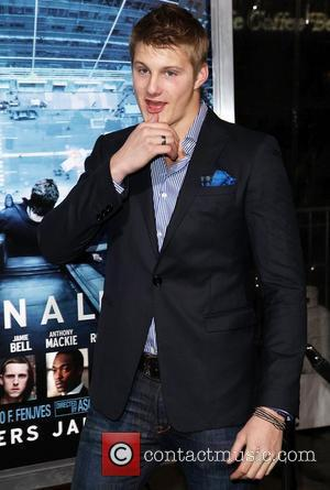 Alexander Ludwig Premiere of 'Man on a Ledge' at Grauman's Chinese Theatre Hollywood, California - 23.01.12