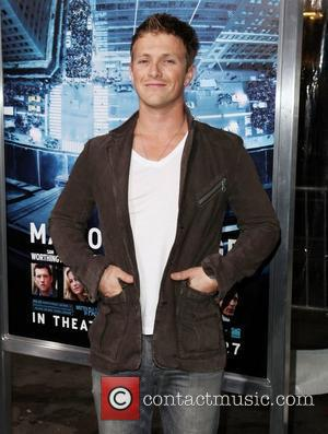 Charlie Bewley Premiere of 'Man on a Ledge' at Grauman's Chinese Theatre Hollywood, California - 23.01.12