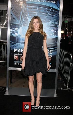 Sarah Chalke Premiere of 'Man on a Ledge' at Grauman's Chinese Theatre Hollywood, California - 23.01.12