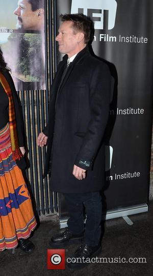 Larry Mullen Jr Opening night of 'Man on a Train', a film starring U2 drummer Larry Mullen Jr., held at...