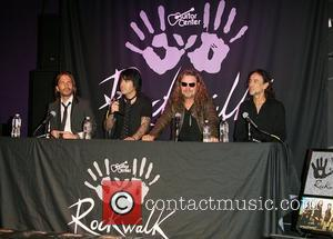 Sergio Vallin, Alex Gonzalez, Fher Olvera and Juan Calleros