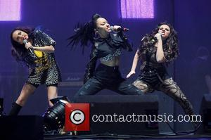 Jade Thirlwall, Leigh-anne, Pinnock, Jesy Nelson, Little Mix and Manchester Arena