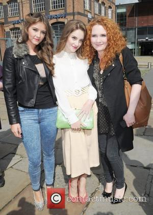 Brooke Vincent and Jennie Mcalpine