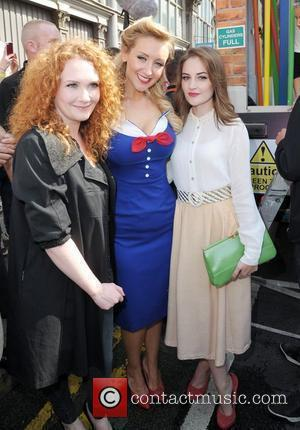 Jennie Mcalpine and Catherine Tyldesley