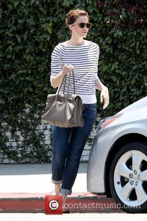 Mandy Moore leaving Bungalow Salon in Beverly Hills Los Angeles, California - 06.07.12