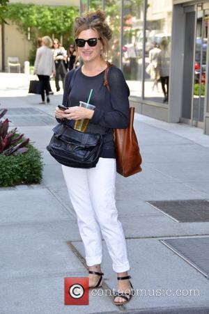 Kathryn Hahn and Manhattan Hotel