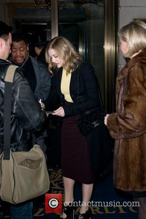 Chloe Moretz and Manhattan Hotel