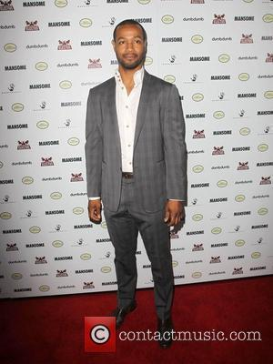 Isaiah Mustafa Premiere of Morgan Spurlock's 'Mansome' held at The Arclight Theatre Los Angeles, California - 10.05.12