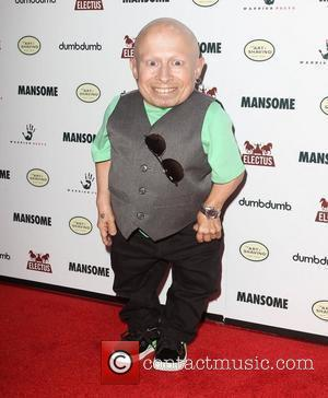 Verne Troyer Premiere of Morgan Spurlock's 'Mansome' held at The Arclight Theatre Los Angeles, California - 10.05.12