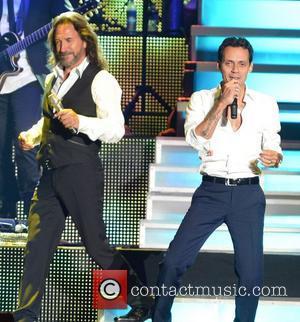 Marco Antonio Solis and Marc Anthony