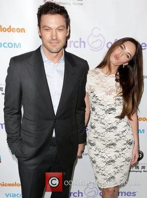 Brian Austin Green and Megan Fox March of Dimes celebration of babies luncheon, held at Beverly Hills Hotel - Arrivals...