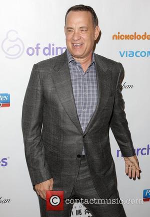 Tom Hanks, March of Dimes Celebration