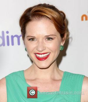 Sarah Drew,  March of Dimes celebration of babies luncheon, held at Beverly Hills Hotel - Arrivals Beverly Hills, California...