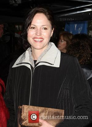 Jorja Fox Marg Helgenberger receives a star on the Hollywood walk of Fame Los Angeles, California - 23.01.12