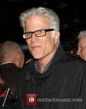 Ted Danson, Star On The Hollywood Walk Of Fame