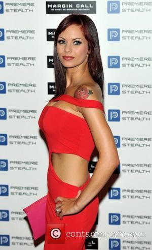 Jessica-Jane Clement Margin Call - UK film premiere held at the Vue West End - Arrivals. London, England - 09.01.12