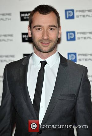 Charlie Condou Margin Call - UK film premiere held at the Vue West End - Arrivals. London, England - 09.01.12