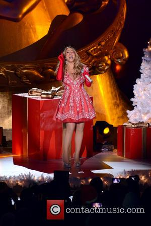 Mariah Carey, Tree Lighting Ceremony and Rockefeller Center
