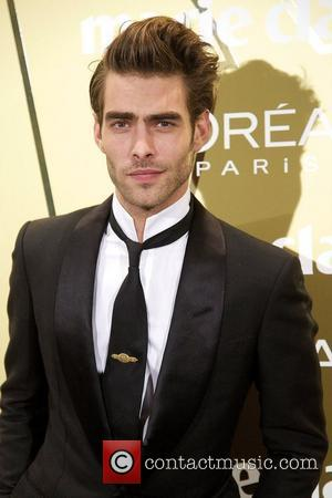Jon Kortajarena,  at the Marie Claire Prix de la Moda awards 2012 held at the French Embassy. Madrid, Spain...