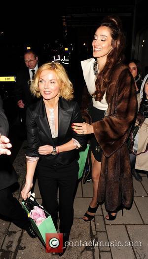 Geri Halliwell, Princess Beatrice and Sarah Ferguson