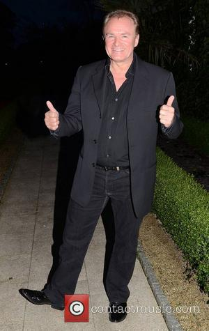 Bobby Davro,  at the 13th Marie Keating Foundation Celebrity Golf dinner at the K-Club. County Kildare, Ireland - 27.08.12